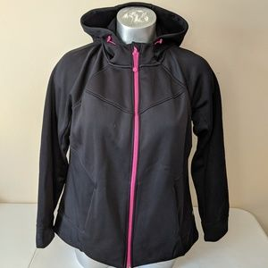 Livi Active Lane Bryant Track Jacket Hoodie